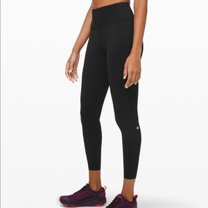 "Lululemon's Fast and Free HR 25"" tight"